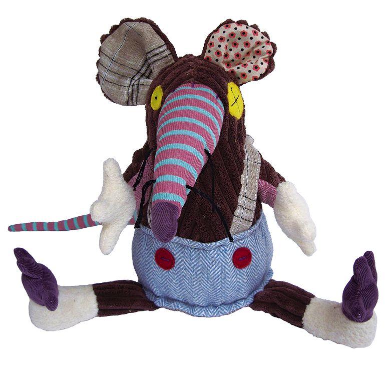 Pelúcia Original Ratos o Rato - Deglingos