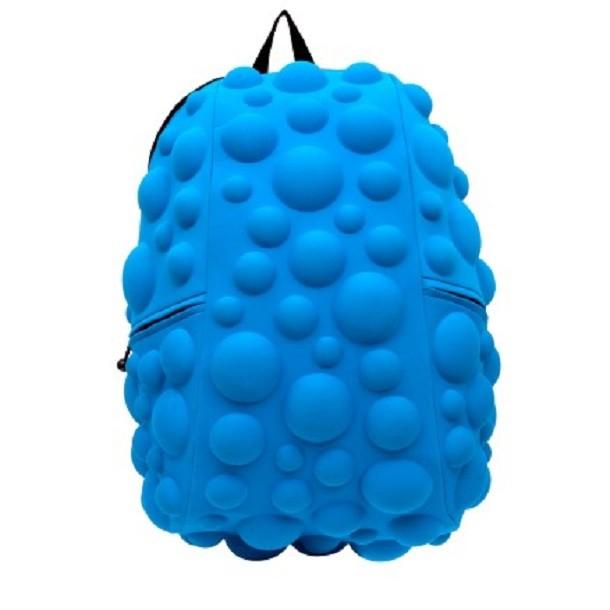 Mochila Bubble Grande Azul Neon MadPax