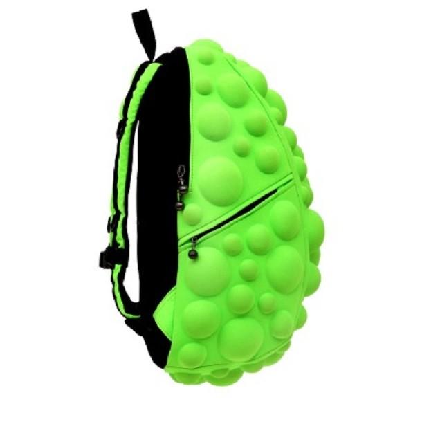 Mochila Bubble Grande Verde Neon MadPax