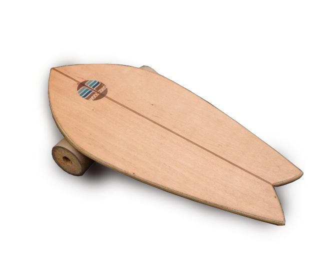 WoodBoard Prancha de Madeira Camara