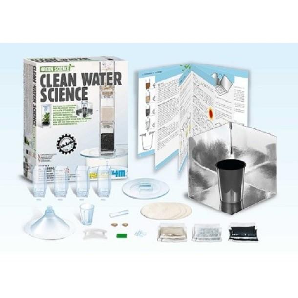 Ciência da Agua Pura  4M