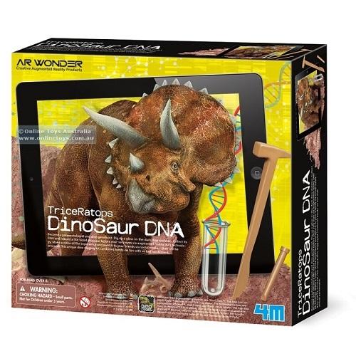 Triceratopo Dino DNA 4M