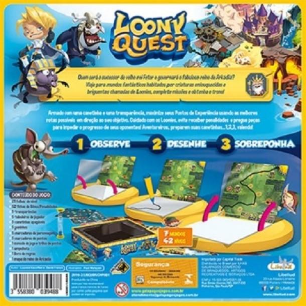 Loony Quest Galápagos