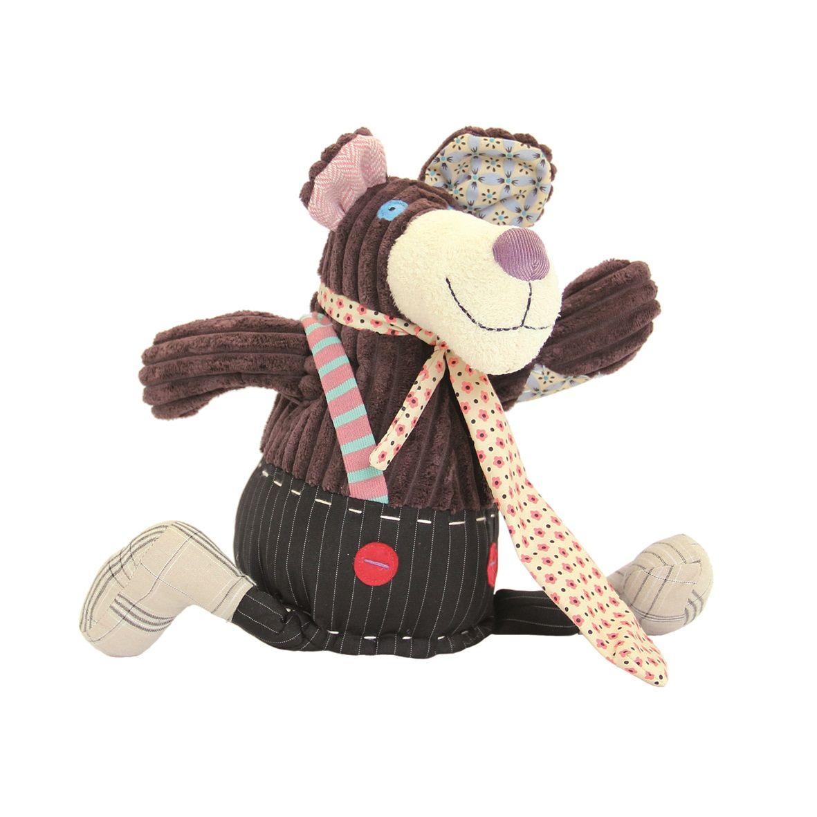 Pelúcia Original Gromos, o Urso Deglingos