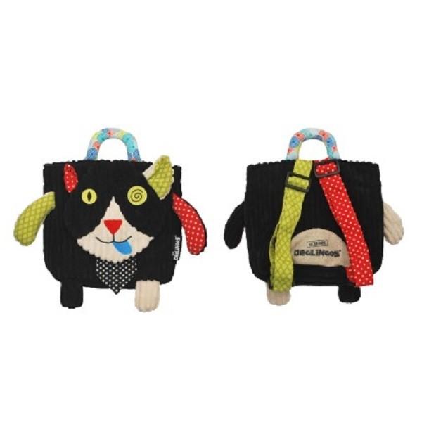 Mochila Charlos o Gato Deglingos