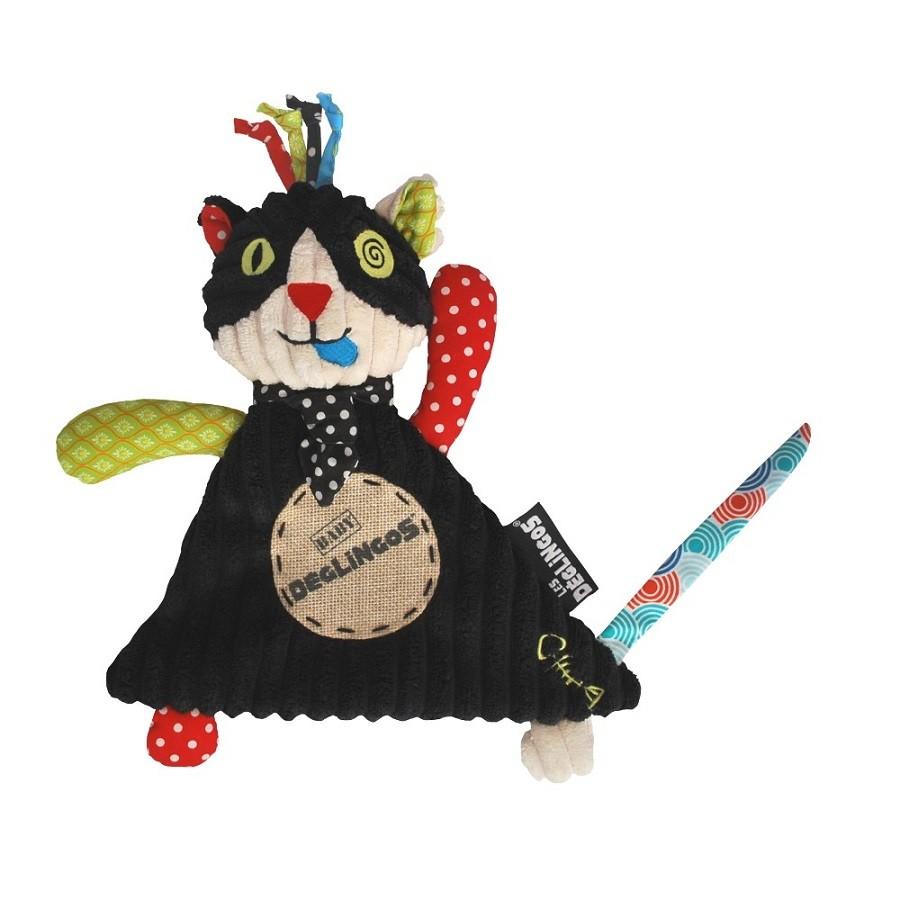 Naninha Charlos, o Gato Deglingos