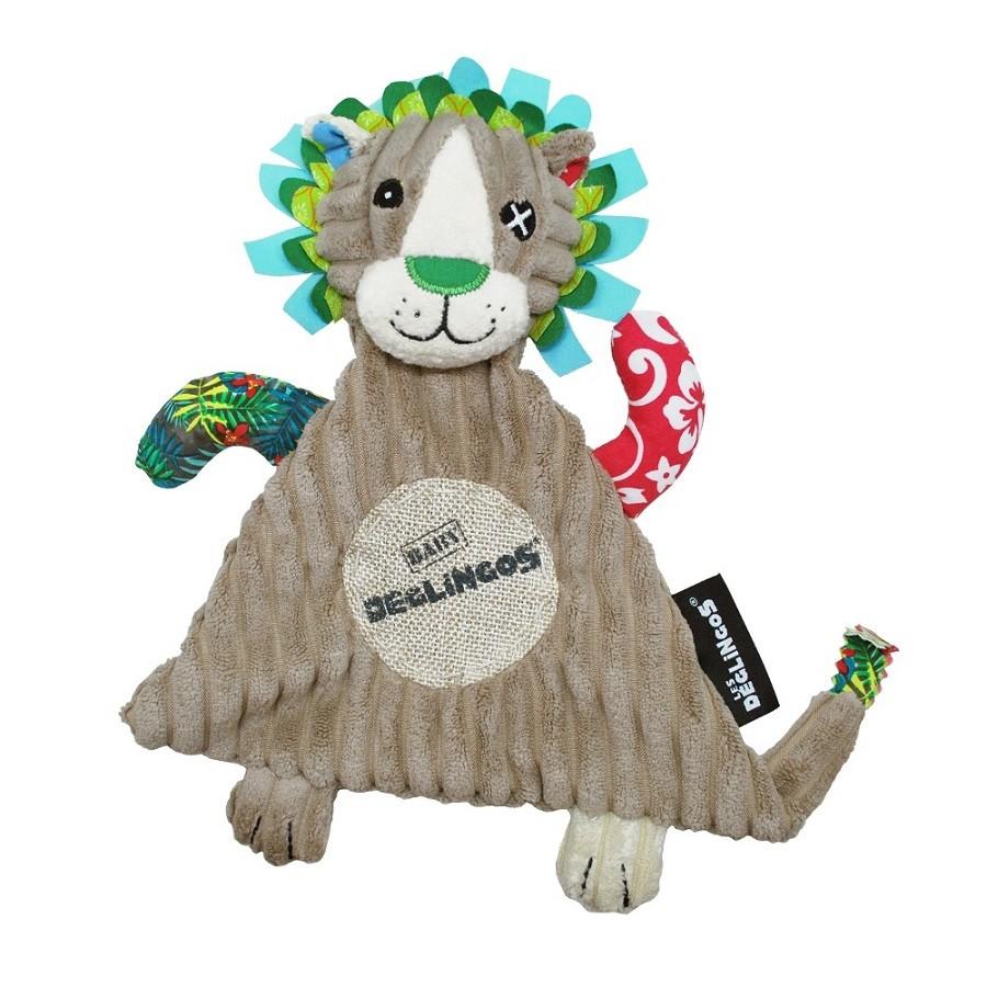 Naninha Jelákros, o Leão Deglingos
