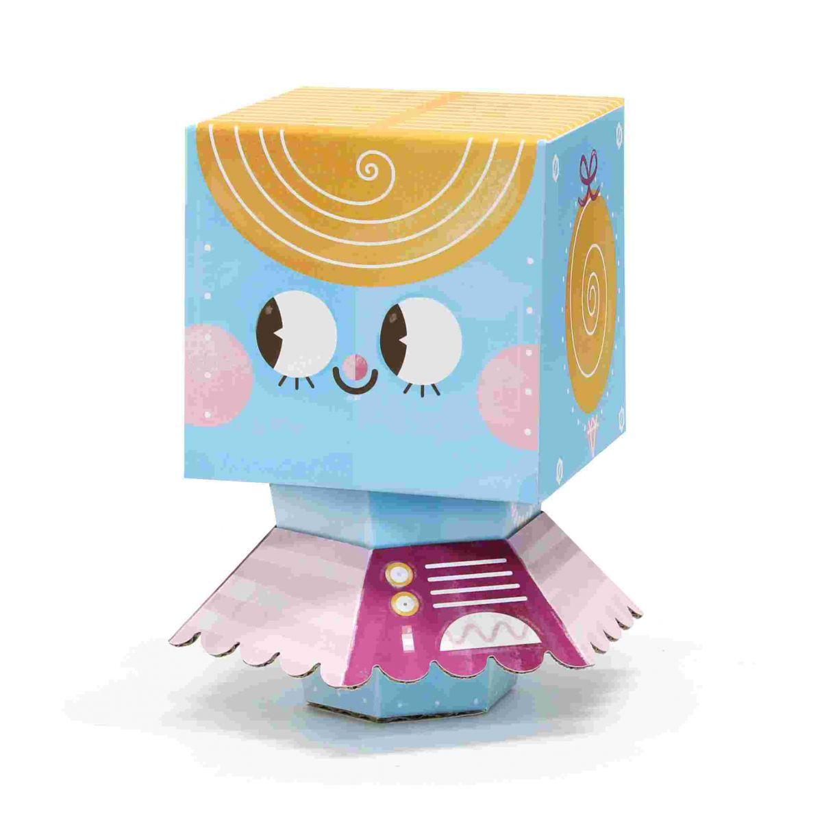 Robô de Brincar Bailarina - Krooom