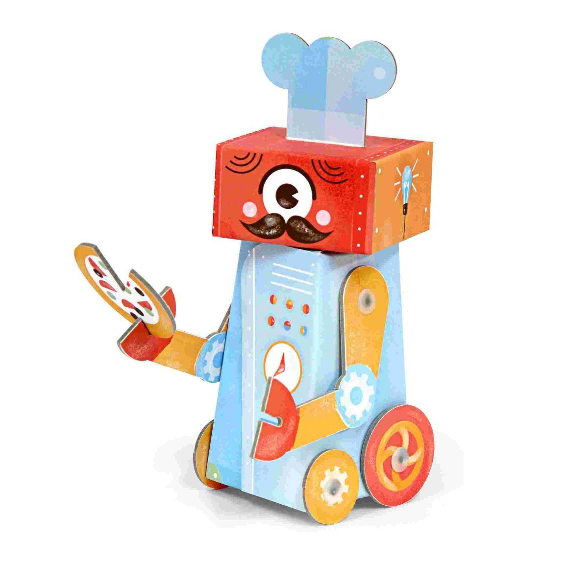 Robô de Brincar Chef - Krooom