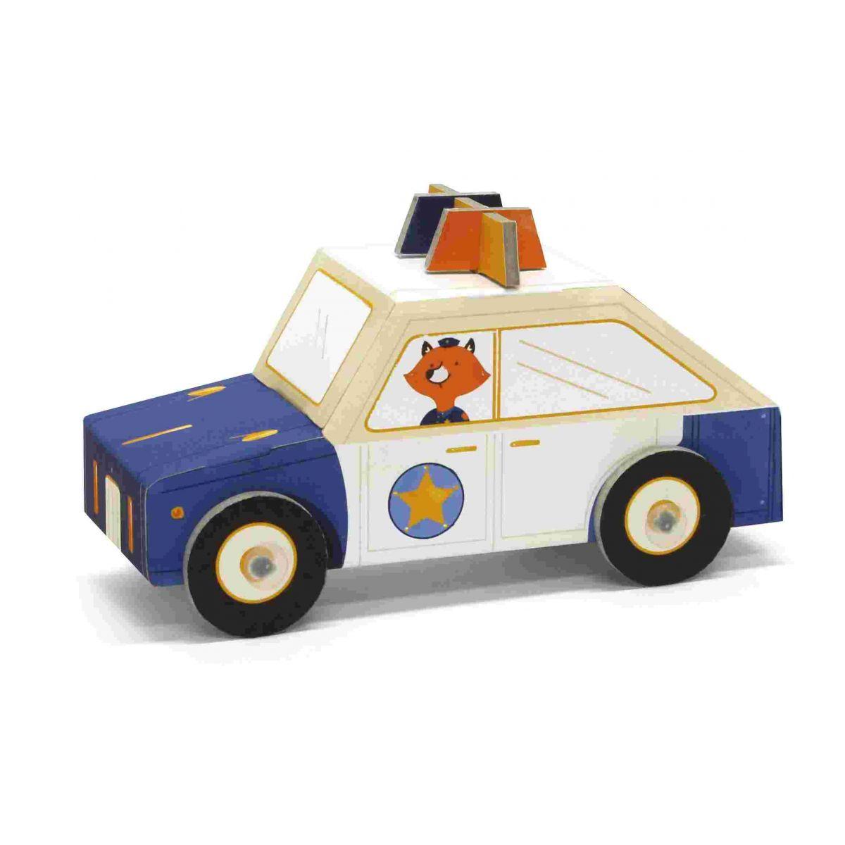 Carro de Montar Policia Krooom