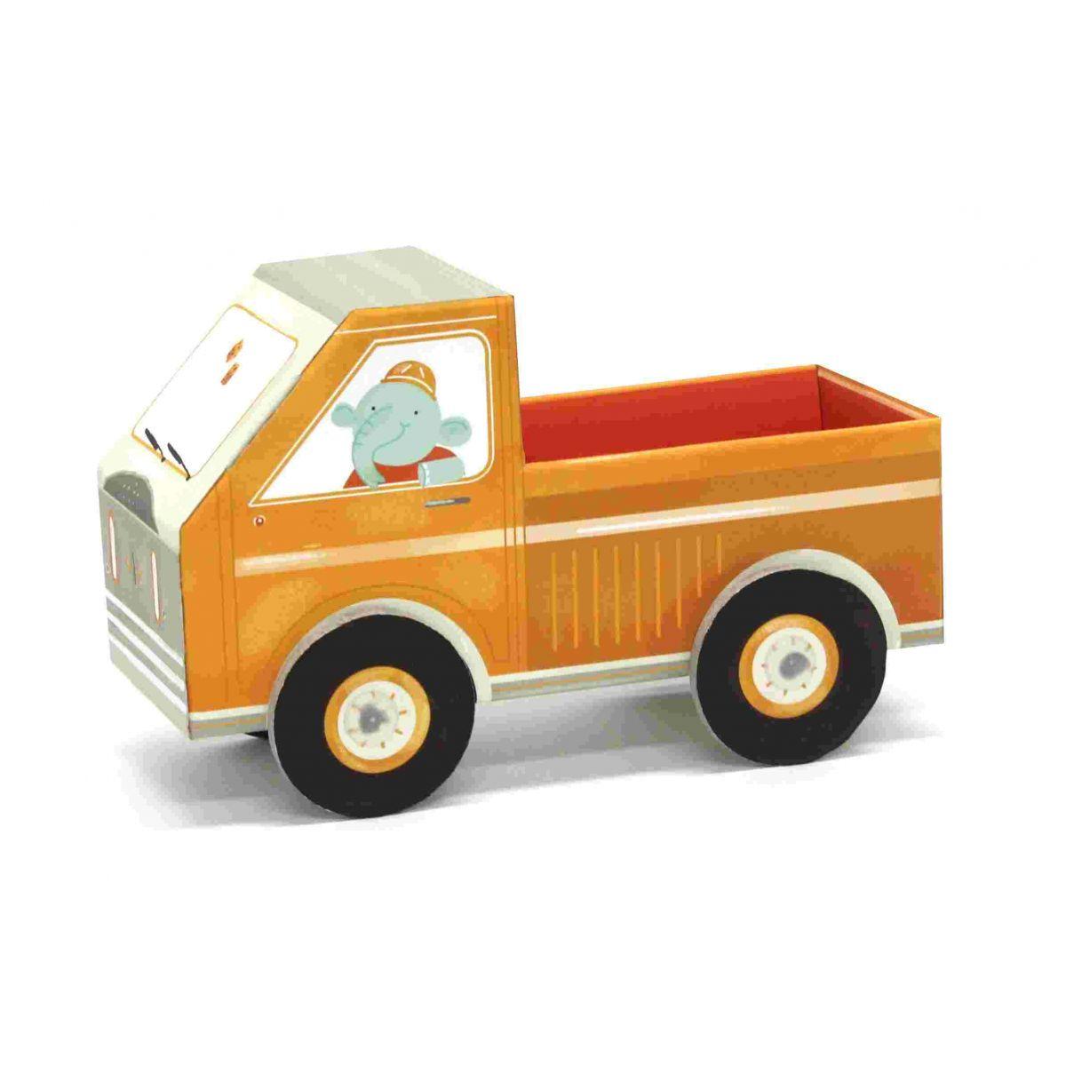 Carro de Montar Caminhão Krooom