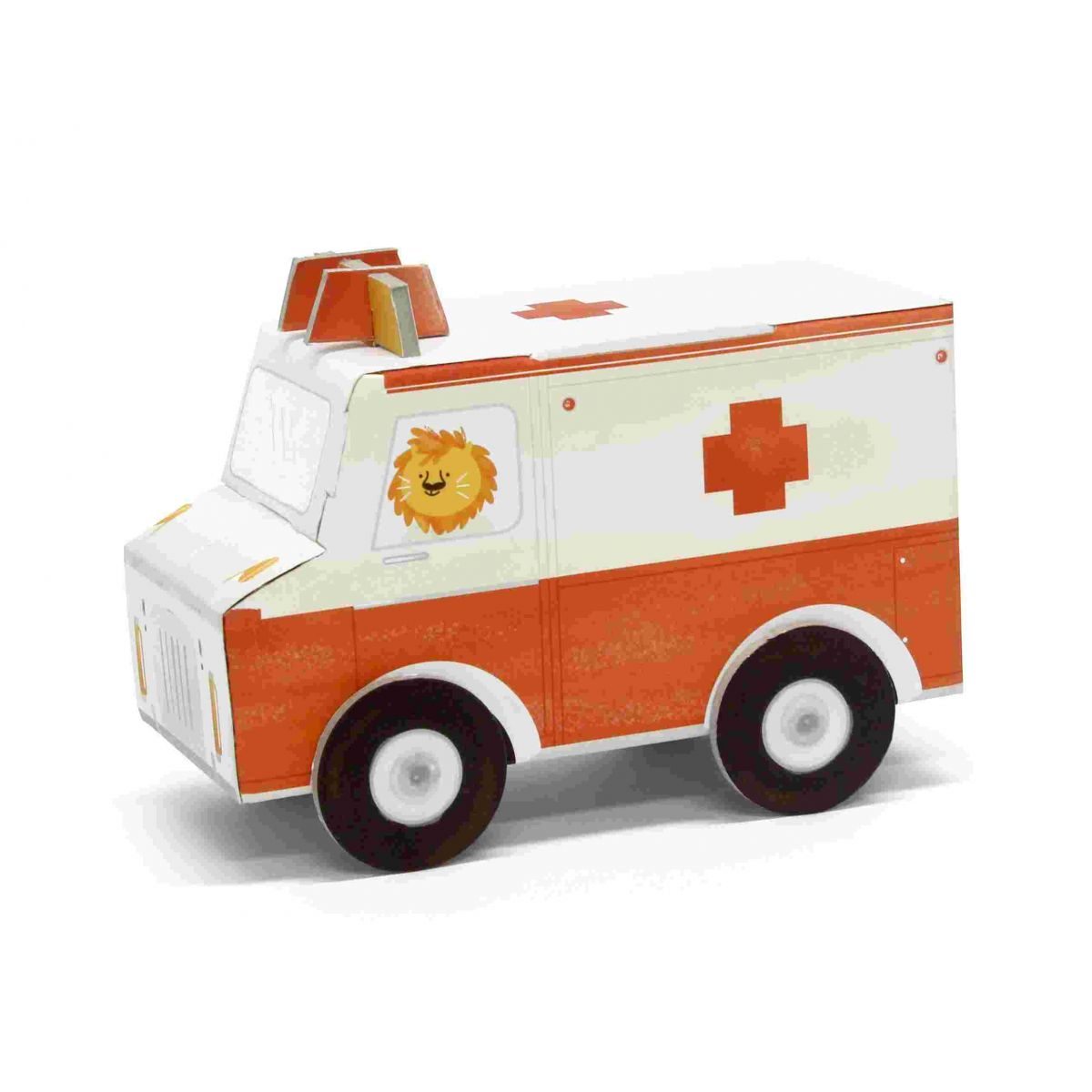 Carro de Montar Ambulância Krooom