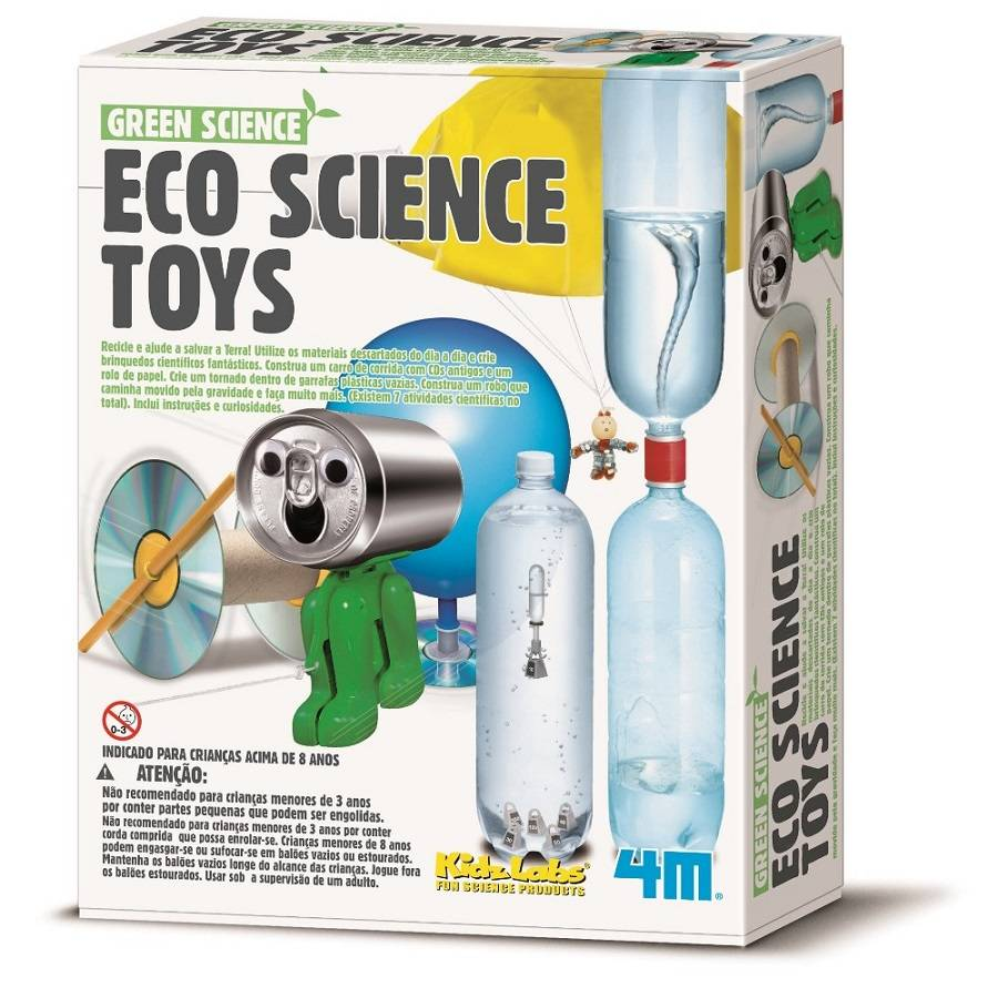 Eco Science Toys  4M