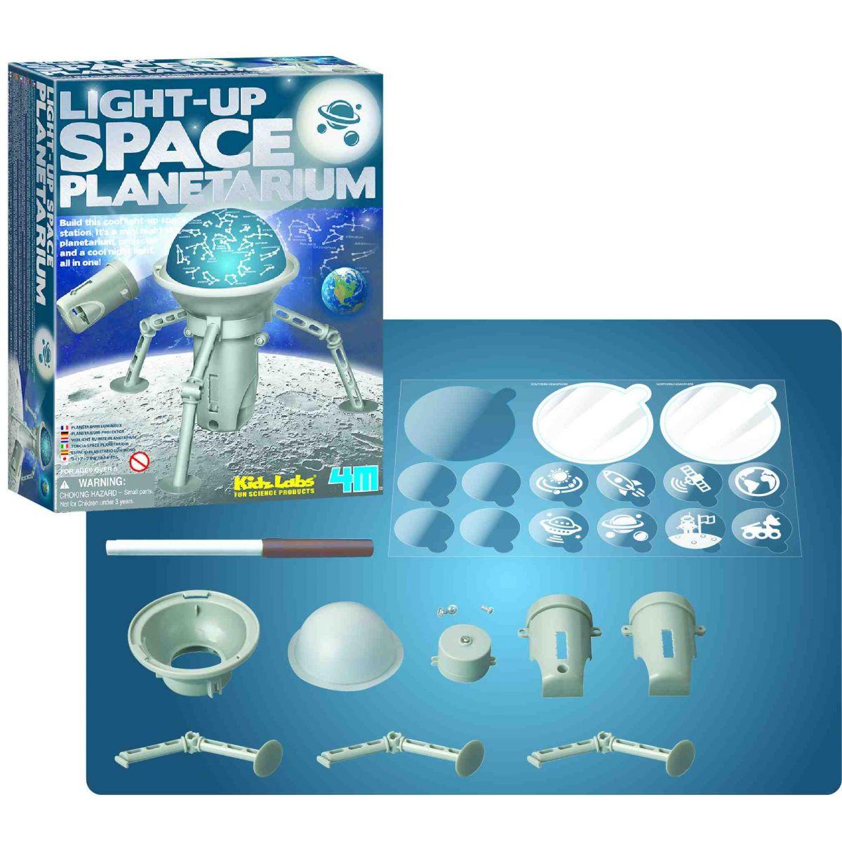 Luminária Espacial  4M