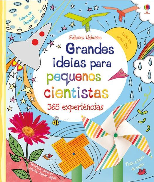 Livro Grandes Ideias para Pequenos Cientistas
