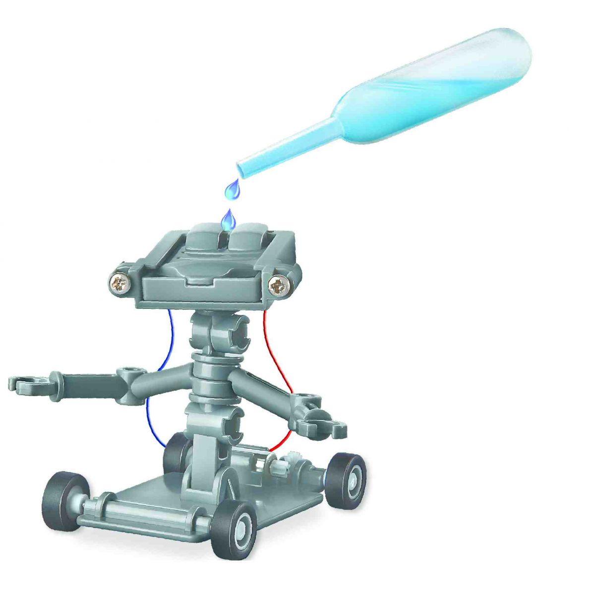 Robô de Agua Salgada  4M