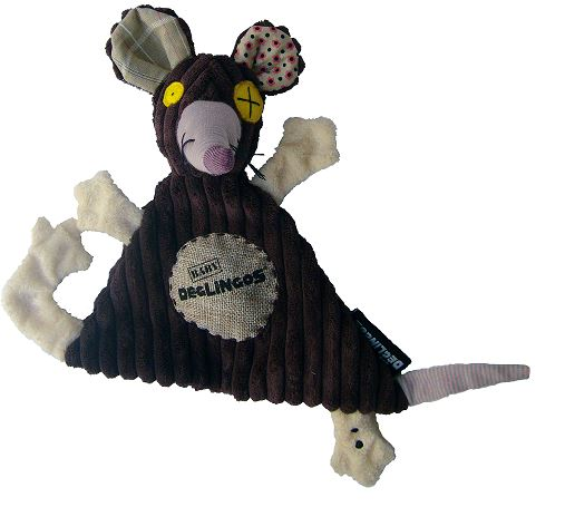 Naninha Ratos, o Rato Deglingos
