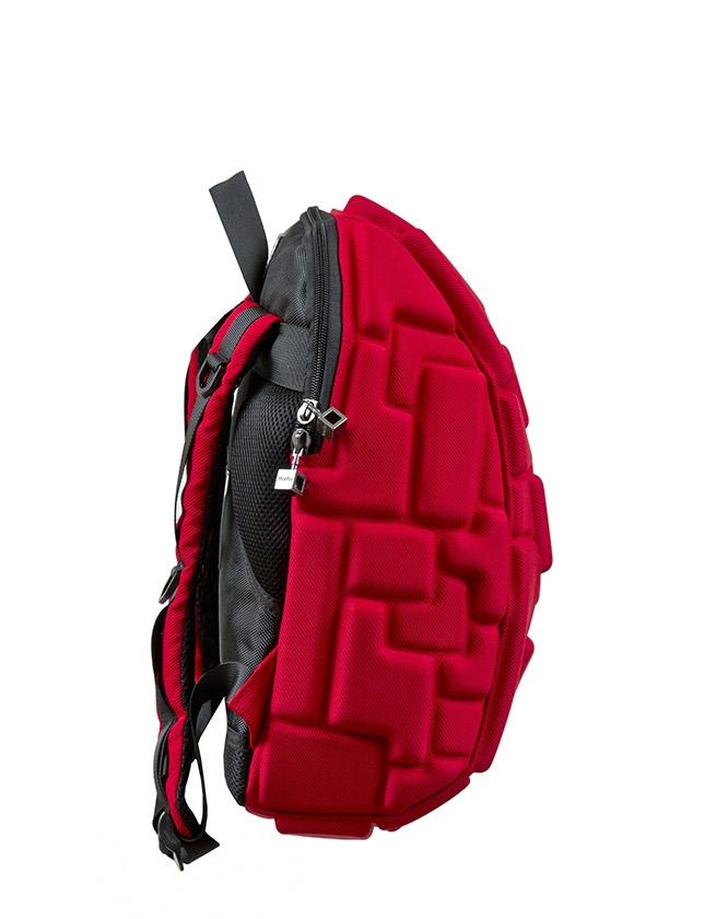 Mochila Blok Infantil Vermelha MadPax