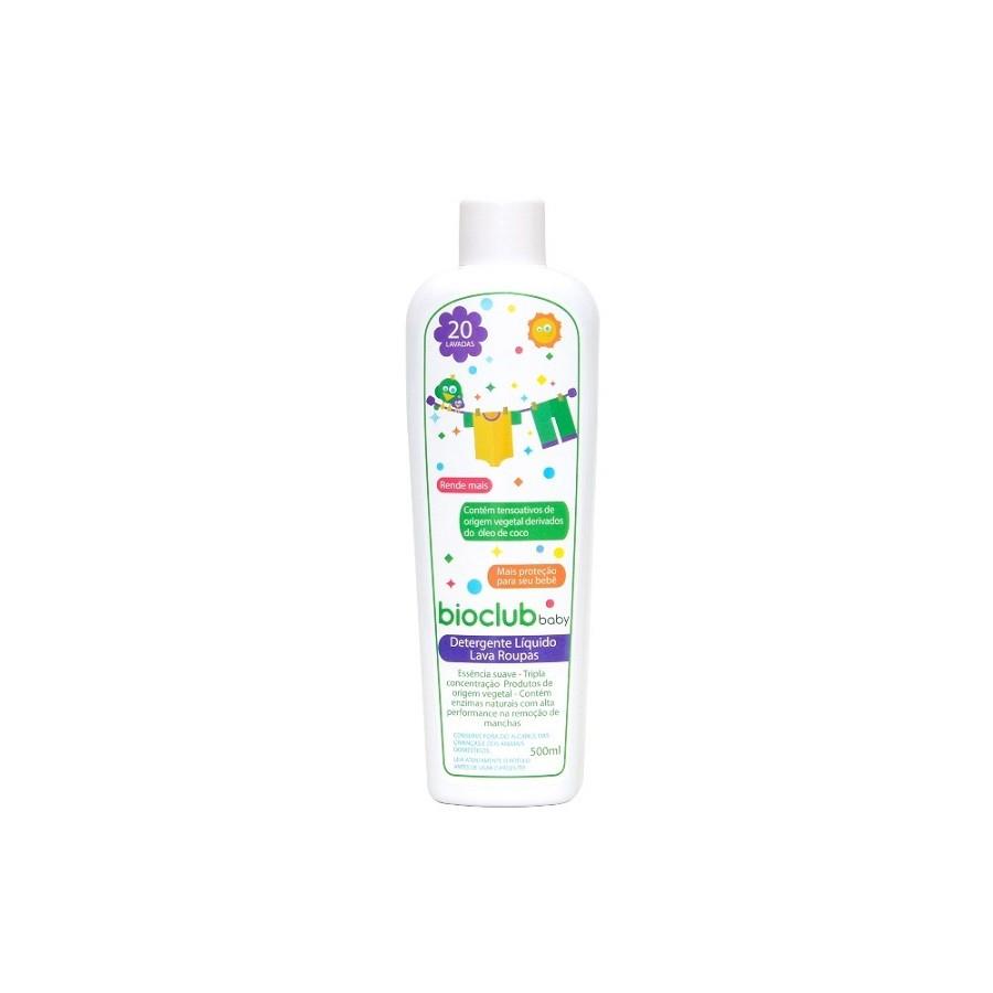 Detergente Liquido Lava Roupas BioClub