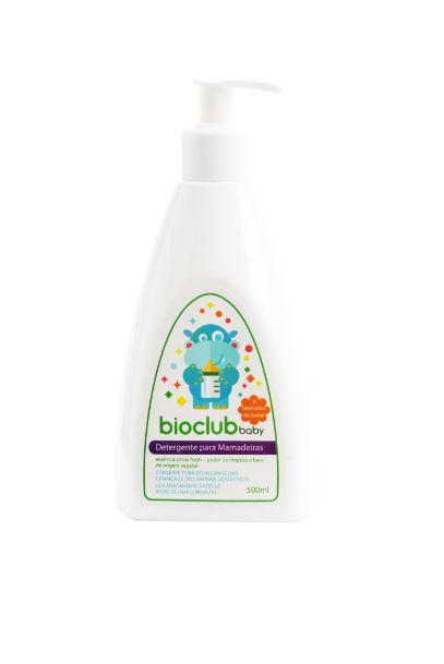Detergente para Mamadeiras BioClub