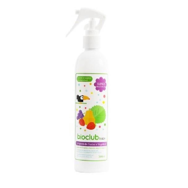 Limpeza de Frutas e Vegetais BioClub