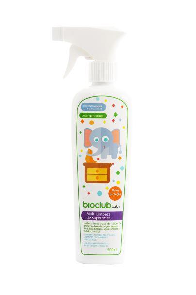 Limpeza de Superfícies 500ml BioClub