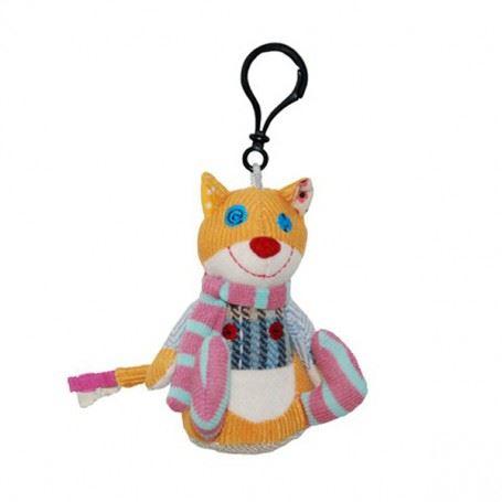 Chaveirinho Mini Ronronos, o Gato Deglingos