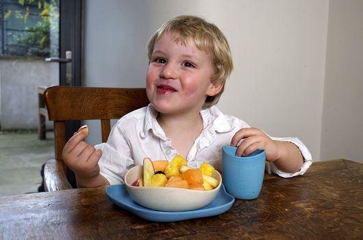 Kit Alimentação Azul BecoThings