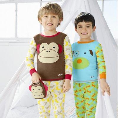 Pijamas Zoo Macaco 2T Skip Hop