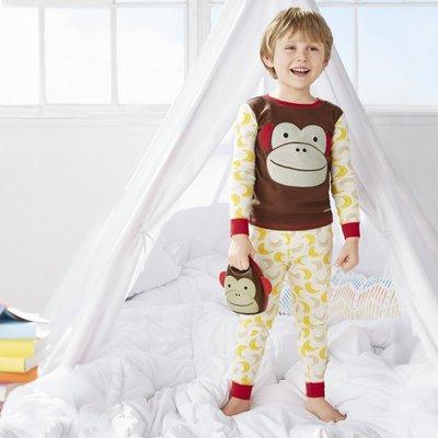 Pijamas Zoo Macaco 5T Skip Hop