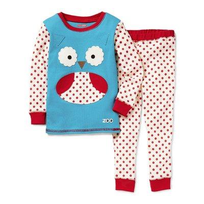 Pijamas Zoo Coruja 5T Skip Hop