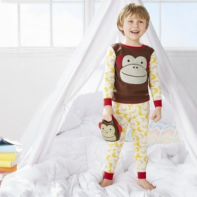 Pijamas Zoo Macaco 6T Skip Hop