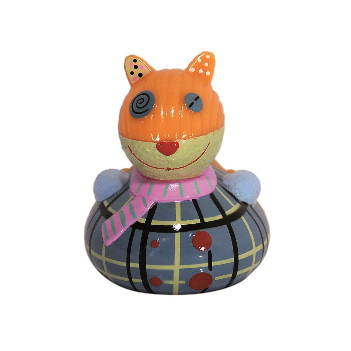 Pato de Banho Ronronos, o Gato - Les Deglingos