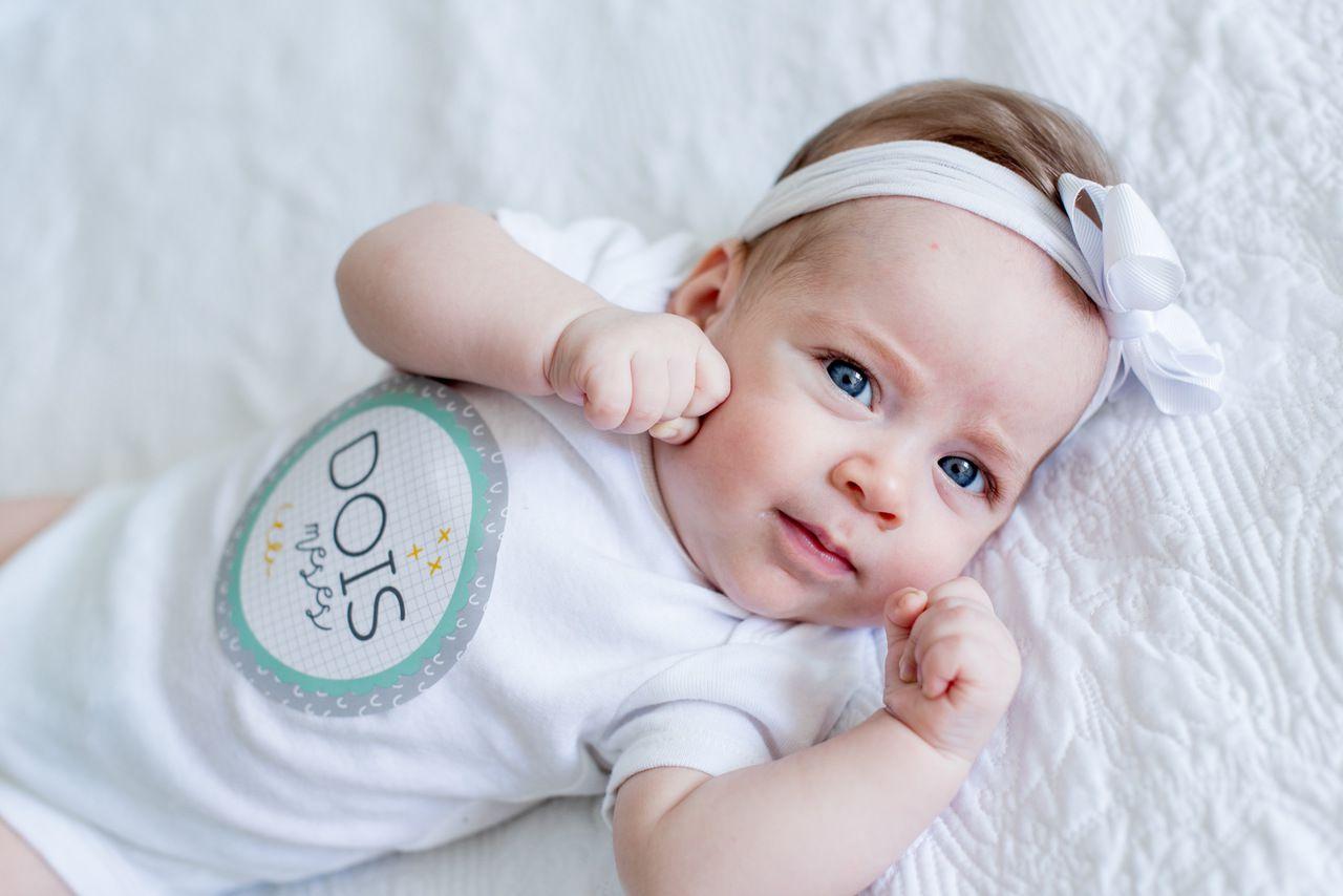 Adesivos Mesversário Bebê Colorê