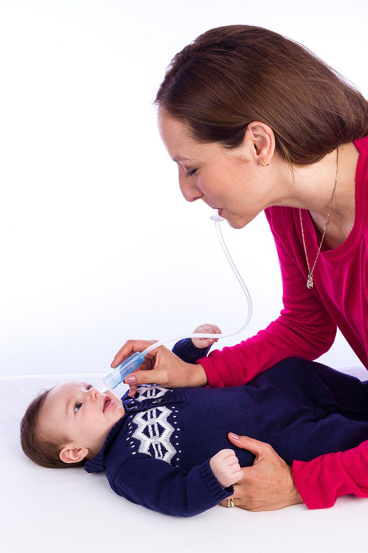 Aspirador Nasal Aspirar Baby com estojo LikLuc