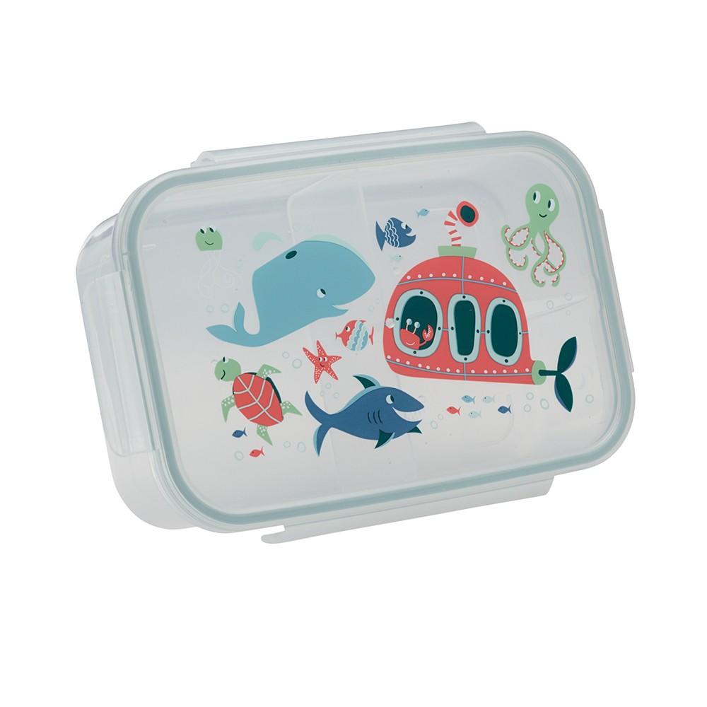 Bento Box com Divisória Oceano Ore Originals