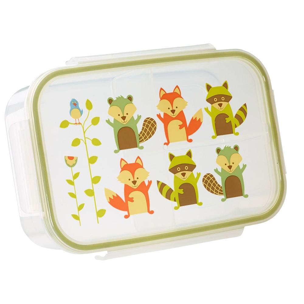 Bento Box com Divisória Raposa Ore Originals