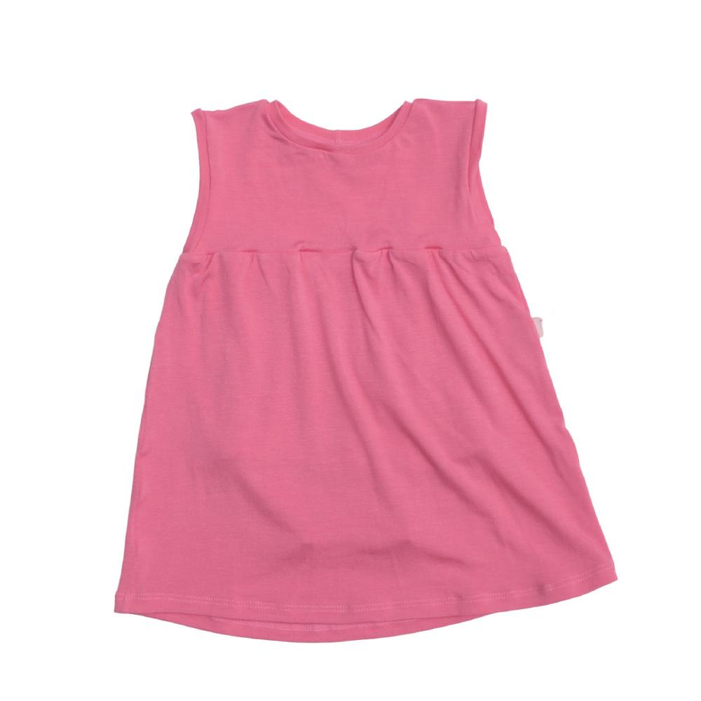 Body Vestido Modal  Rosa Concuca