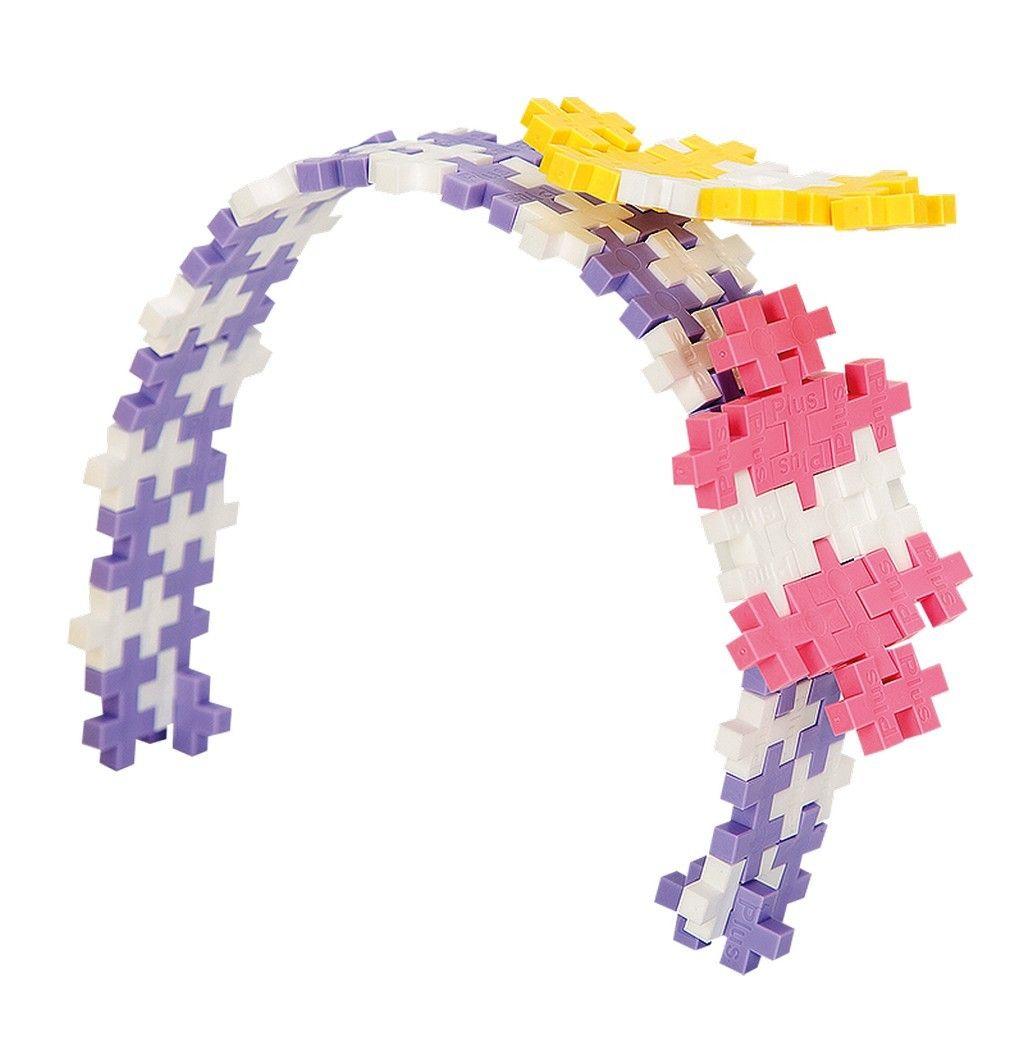 Brinquedo de montar Mini Pastel 170 Bracelete Plus Plus