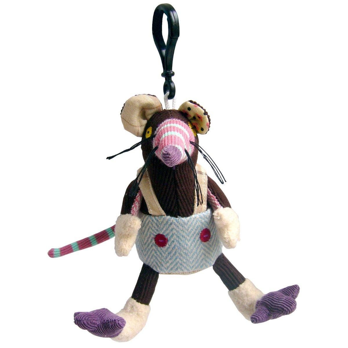 Chaveirinho Mini Ratos, o Rato Deglingos