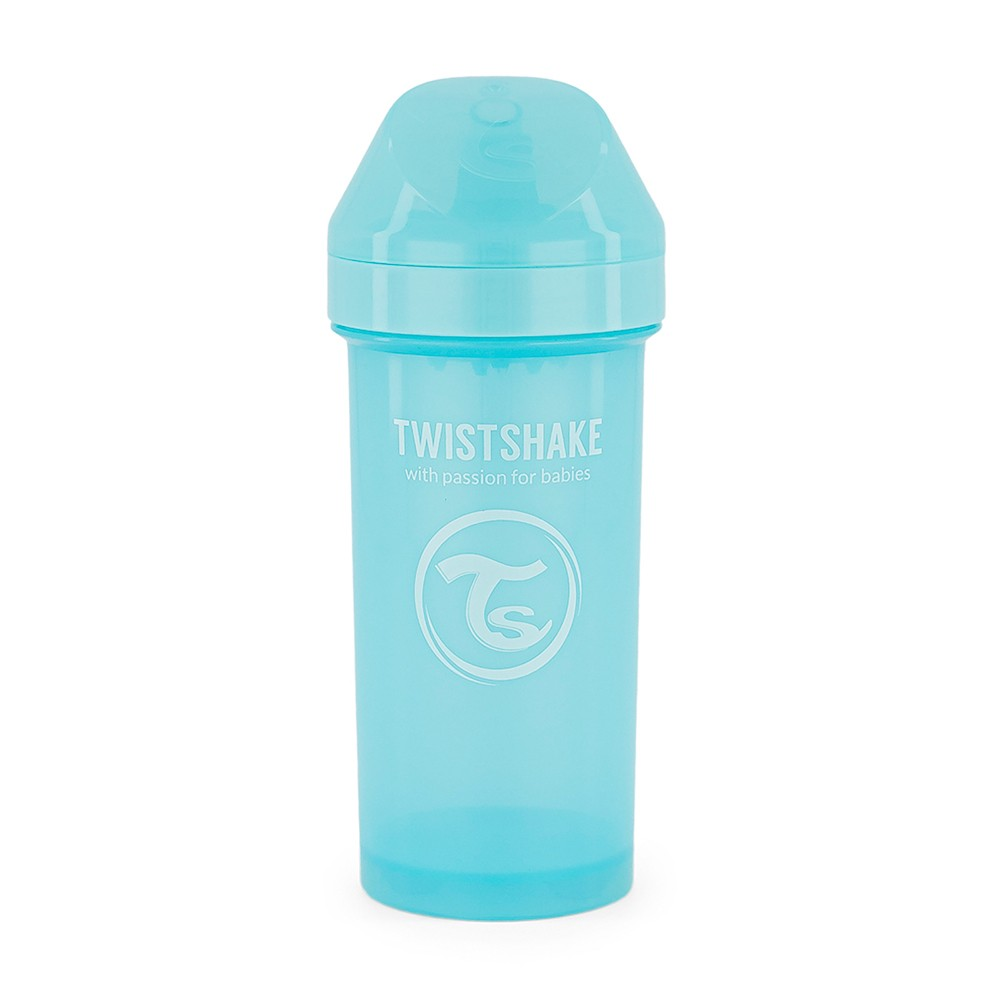 Copo de Treinamento 360 ml Azul Twistshake