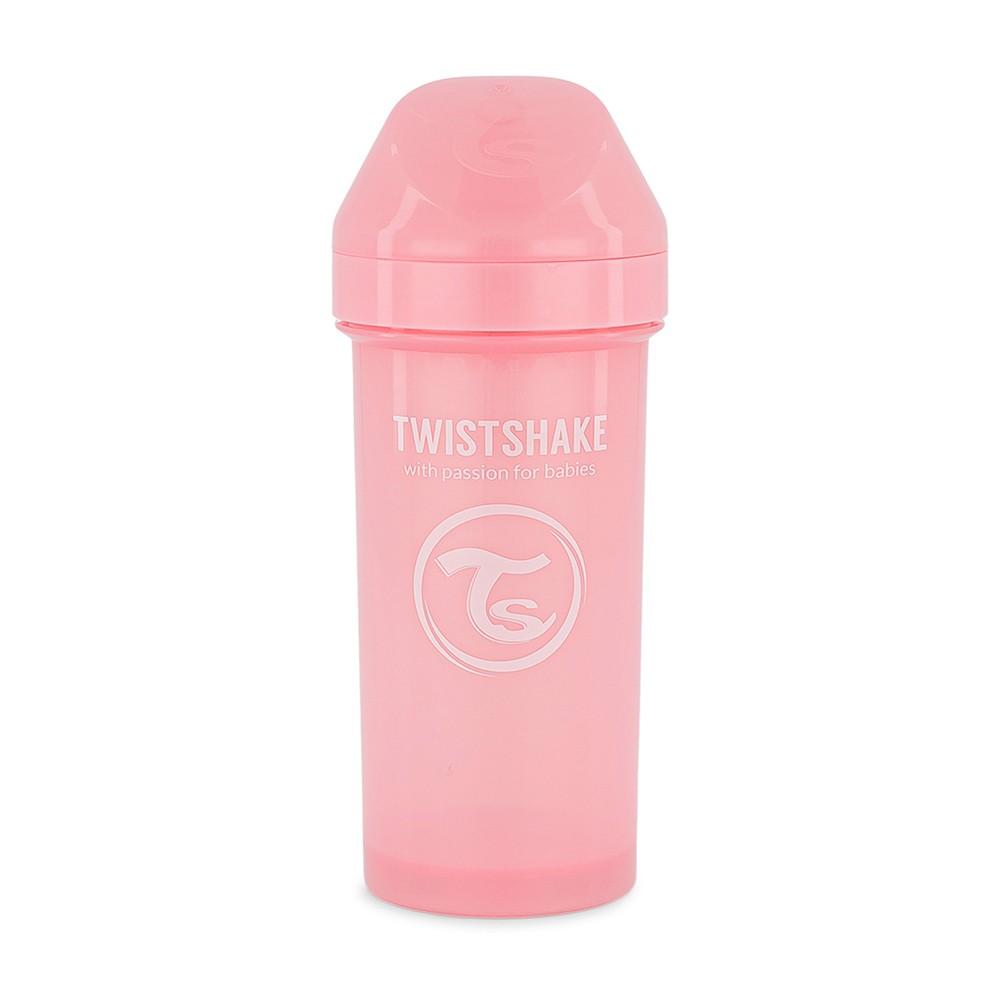 Copo de Treinamento 360 ml Rosa Twistshake