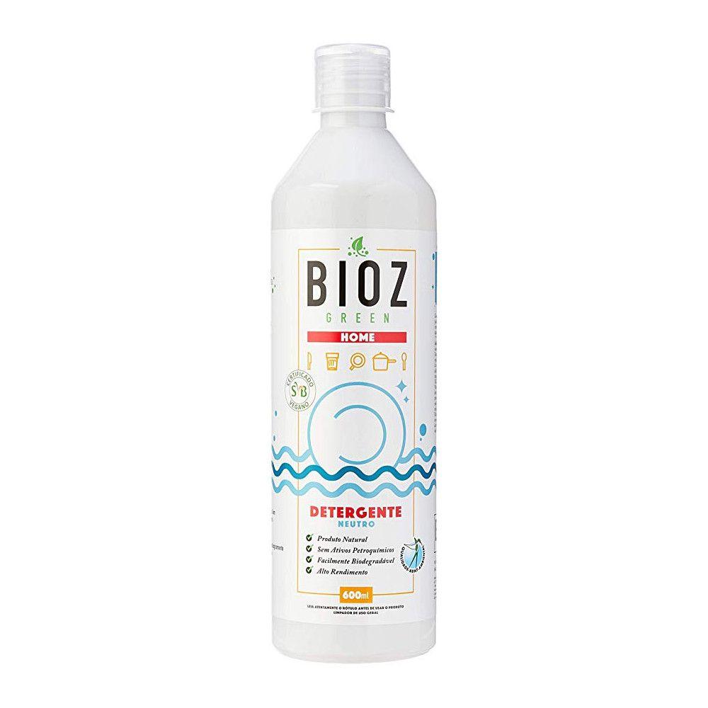 Detergente Neutro 600 ml Bioz