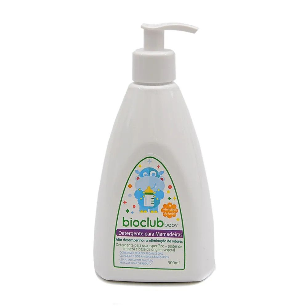 Detergente para Mamadeiras 500 ml BioClub