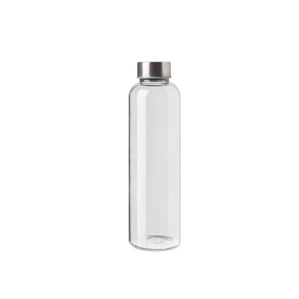 Garrafa Perfect Water Preta 500ml Pacco