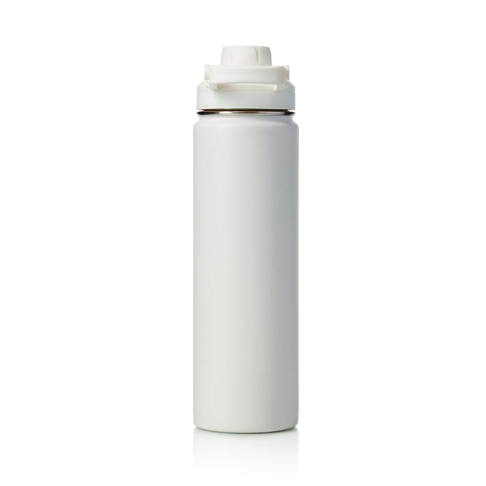 Garrafa Térmica Hydra Branca 650ml Pacco