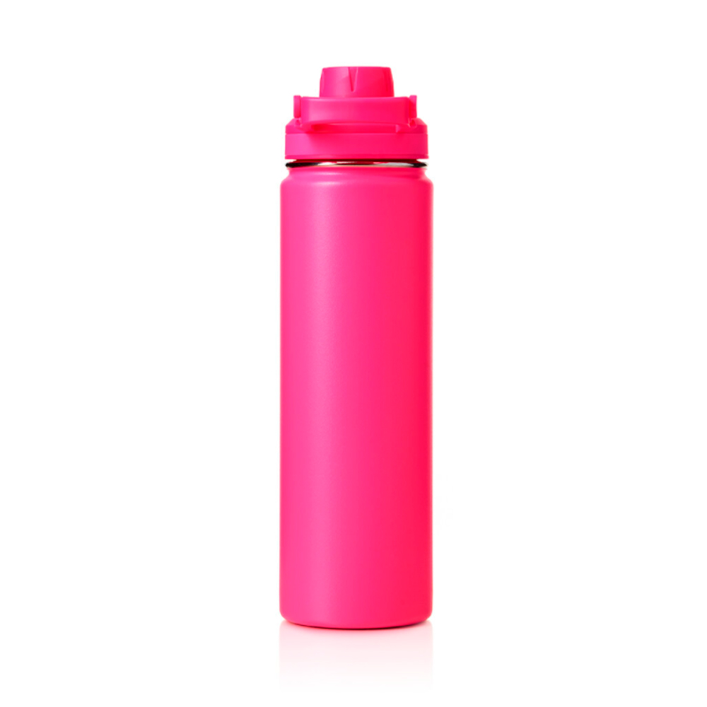 Garrafa Térmica Hydra Pink 650ml Pacco
