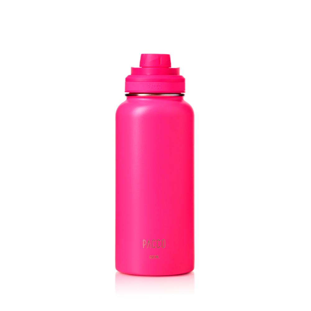 Garrafa Térmica Hydra Pink 950ml Pacco