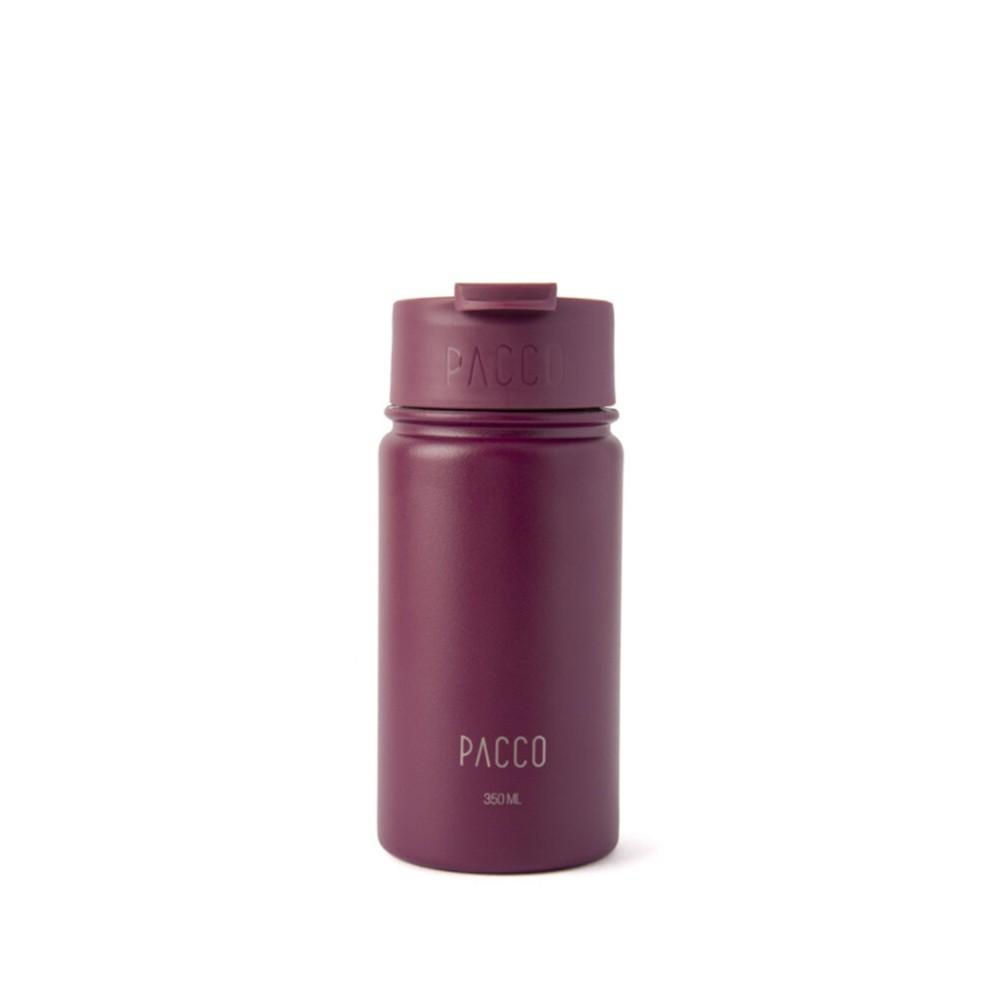 Garrafa Térmica Tumbler Vinho com Infusor 350ml Pacco