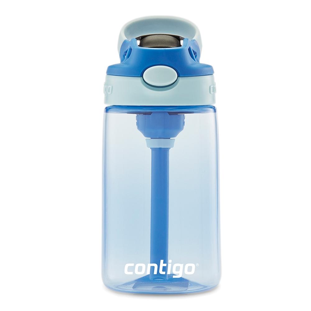 Garrafinha Infantil Tritan Azul Baby 414ml Contigo